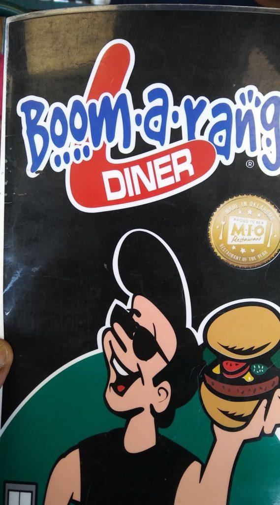 Boom-a-rang Diner