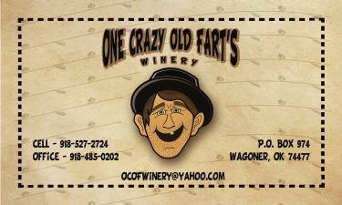 One Crazy Old Fart's Winery